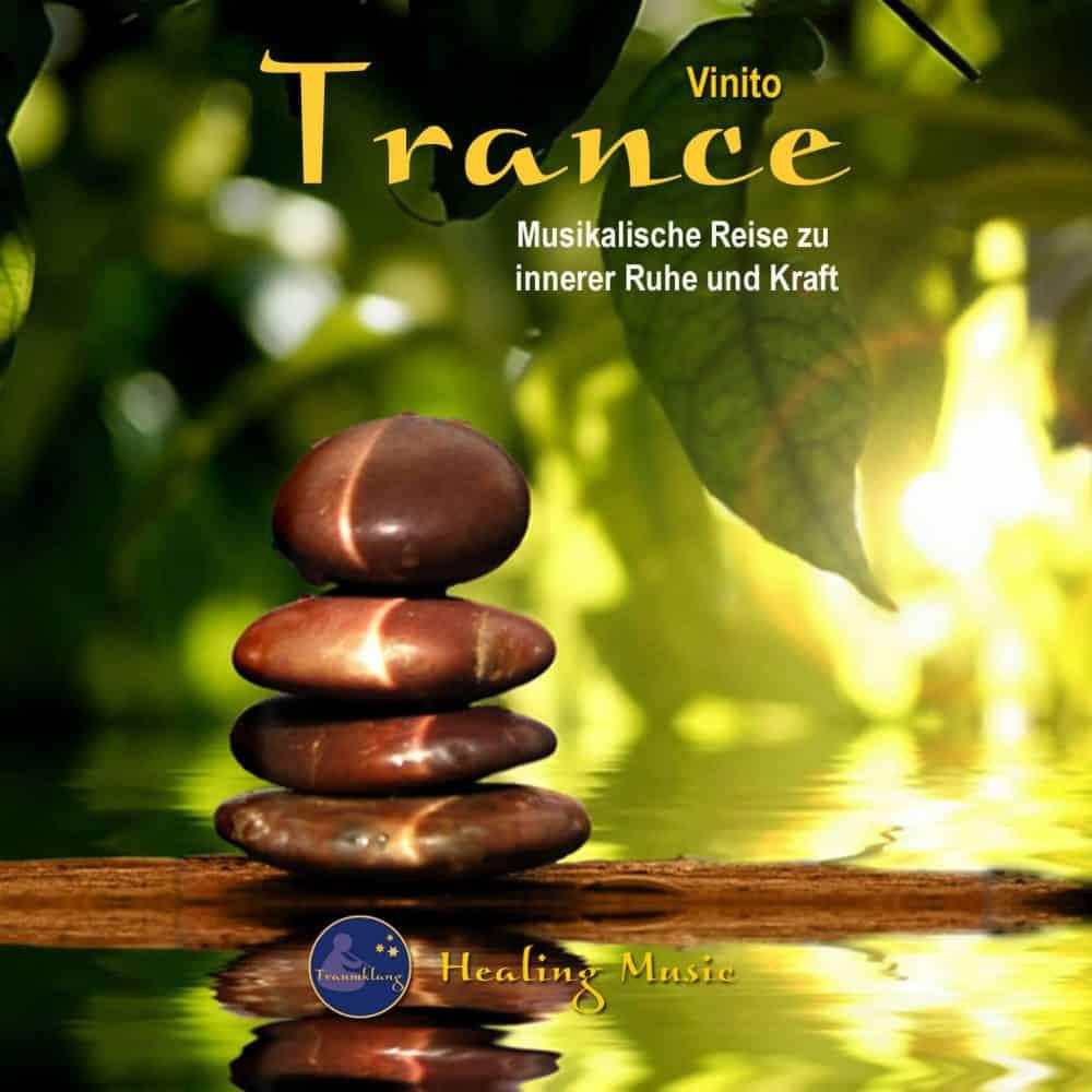 Trance, Reise zu innerer Kraft und Ruhe - eine Stunde Meditationsmusik mit 432 HZ