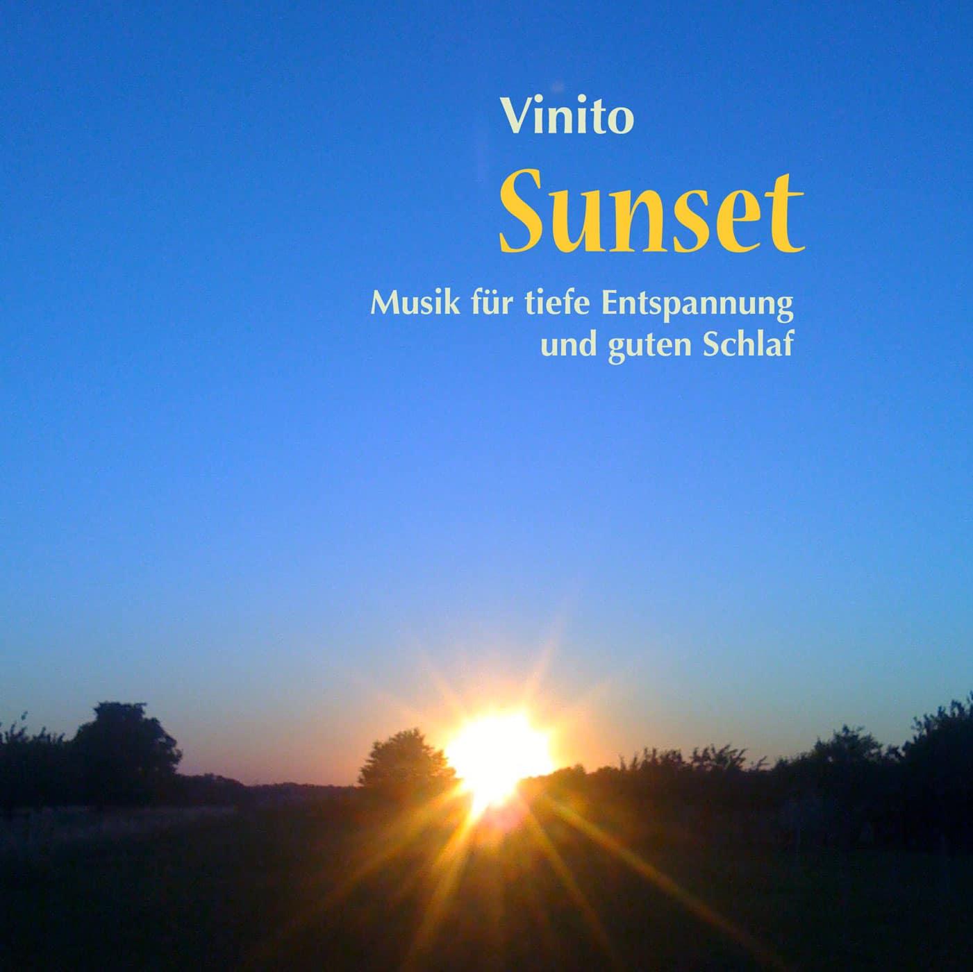 Sunset: Gema-freie Meditationsmusik für Entspannung und sanftes Einschlafen
