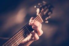Gema freie Entspannungsmusik mit Gitarre