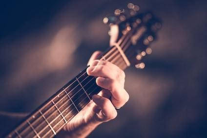 Entspannungsmusik mit Gitarre