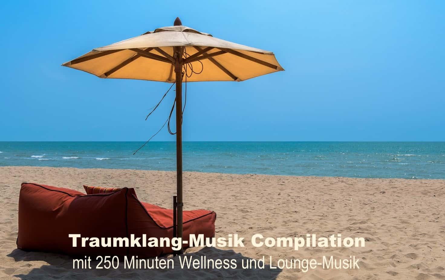Lounge-Album: Vier Stunden Gemafreie Wellness-Musik