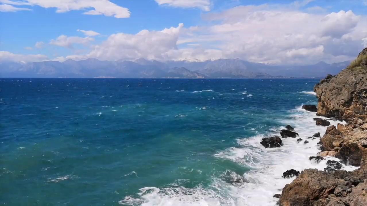 Entspannungsmusik mit Meeresrauschen