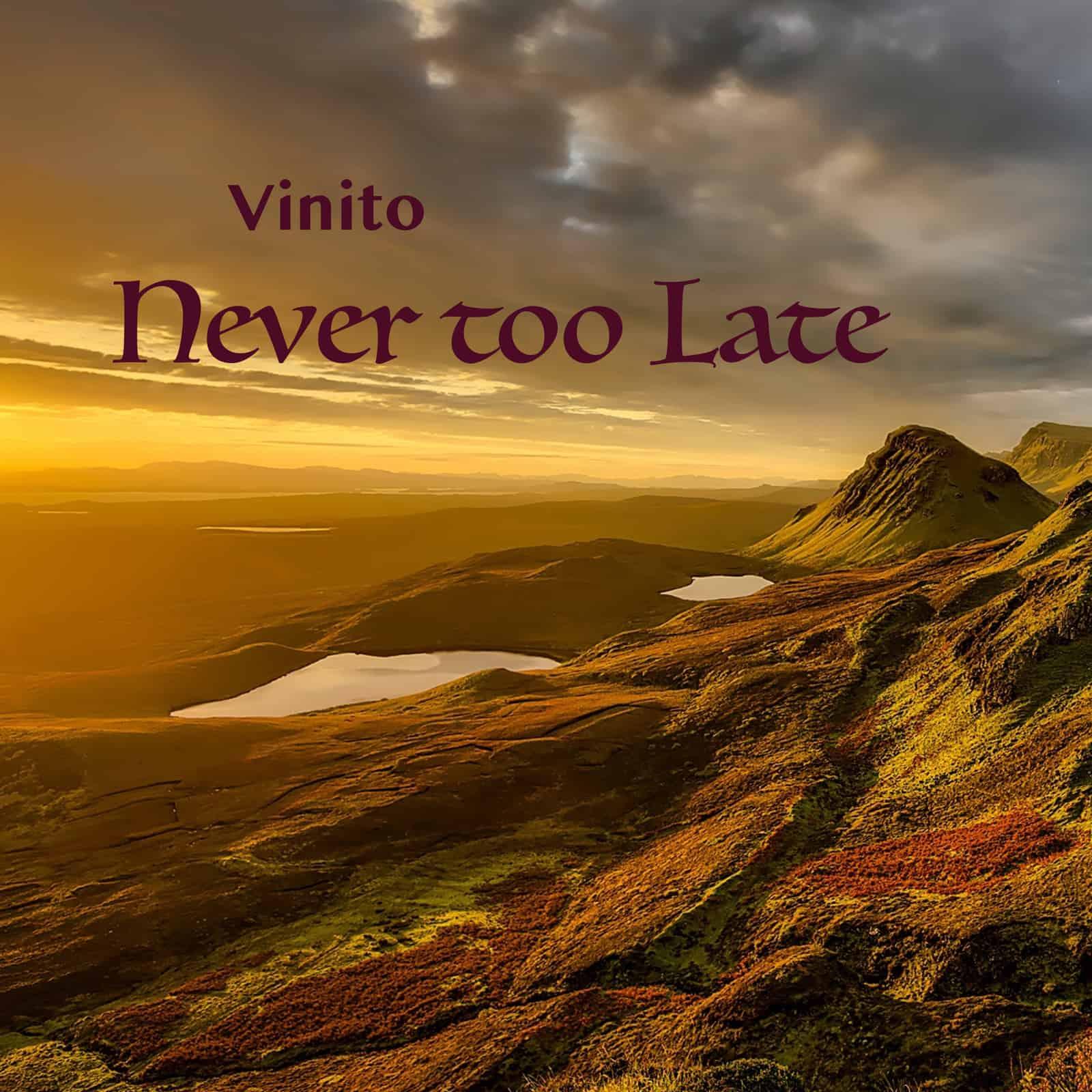 entspannende Gitarrenmusik von Vinito